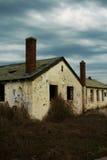 被放弃的营房 免版税图库摄影