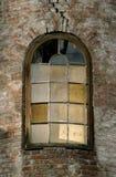 被放弃的视窗 免版税图库摄影