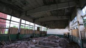被放弃的遗弃工业前提 影视素材