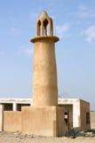 被放弃的minarat 免版税库存照片