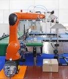 被明确表达的机器人 免版税库存图片
