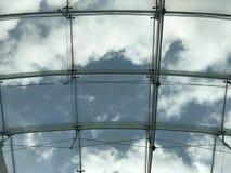 被构筑的天空 免版税图库摄影