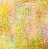 被构造的五谷 被绘的抽象丙烯酸酯的背景 库存照片