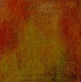 被构造的五谷 被绘的抽象丙烯酸酯的背景 免版税库存照片