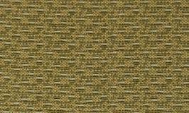 被构造的亚麻帆布 免版税库存图片