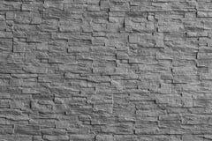 被构造的抽象石砖墙 免版税图库摄影