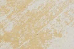 被构造的抽象难看的东西尘土,棕色背景 免版税库存照片