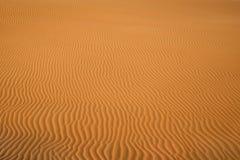 被构造的沙漠背景 库存图片