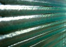 被构造的玻璃 库存图片