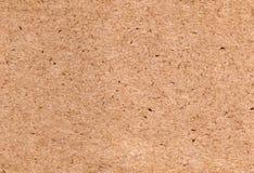 被构造的纸棕褐色 图库摄影