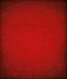 被构造的背景脏的被绘的红色 库存图片