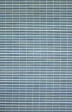 被构造的背景蓝色布料 免版税库存照片