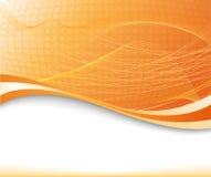 被构造的背景颜色橙色旭日形首饰
