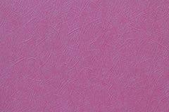 被构造的origami纸粉红色 免版税库存图片