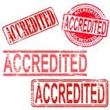 被检定的不加考虑表赞同的人 库存例证