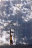 被模拟的前房子 库存图片