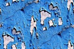被毁坏的老墙壁-无缝的难看的东西背景 库存图片