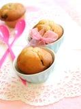 被烘烤的糖果商松饼产品s甜甜地 库存图片