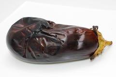 被烘烤的茄子 免版税图库摄影