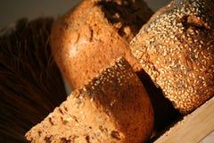 被烘烤的面包家 图库摄影