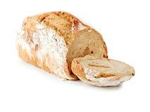 被烘烤的面包家 库存照片