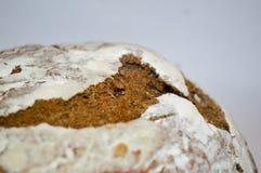 被烘烤的面包新近地 免版税库存照片