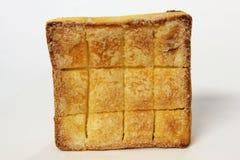 被烘烤的面包 库存图片