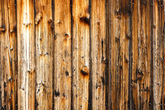 被烧焦的纹理木头 库存图片