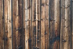 被烧的木被烧的木材墙壁篱芭纹理样式 库存照片