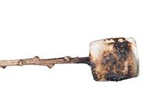 被烧的查出的蛋白软糖 免版税库存照片