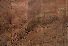 被猛撞的地球 免版税库存照片