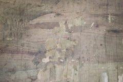 被用完的木板 免版税库存照片