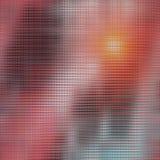 被电烙的抽象五颜六色的背景 库存照片