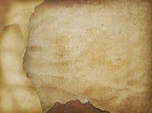 被疏远的纸板grunge老纸样式 向量例证