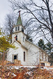 被看见的更好的几天教会 免版税图库摄影