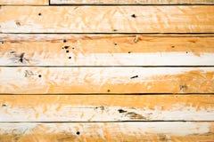 被粉刷的木头 免版税图库摄影