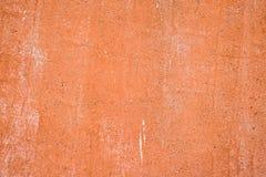 被绘的一个老混凝土墙 免版税库存图片