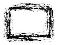 被绘的框架 免版税库存图片
