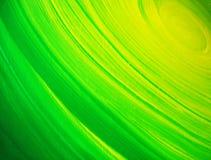 被绘的背景绿色 免版税库存照片