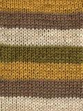 被编织的数据条羊毛 库存照片