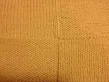 被编织的样品老婆婆正方形 免版税图库摄影