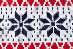 被编织的织品布料装饰品 图库摄影