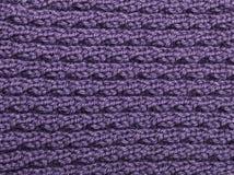 被编织的羊毛织品 免版税库存图片