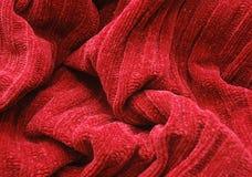 被编织的部分羊毛 免版税库存照片
