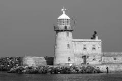 1861被编译的县都伯林howth爱尔兰灯塔是 免版税库存照片