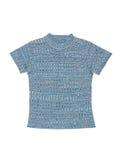 被编织的女衬衫 免版税库存照片