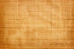 被编织的木样式 库存照片