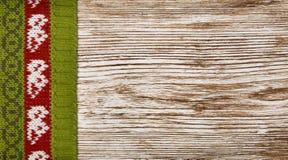 被编织的木装饰背景,五谷木头板 库存图片