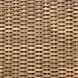 被编织的木头 库存照片