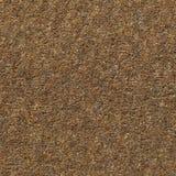 被编织的棕褐色的浅褐色的地毯纹理 免版税库存图片